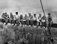 NYC Ironworkers Drama GOD STEELING Begins Previews March 8