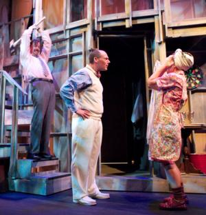 BWW Reviews: Rubicon's Revival of NOISES OFF Is Absolutely Smashing