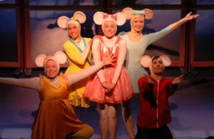 ANGELINA BALLERINA THE MUSICAL to Play Vital Theatre, 1/18-26