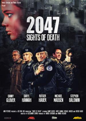World Premiere Screening of 2047: SIGHTS OF DEATH Set for TIFF Bell Lightbox, Today
