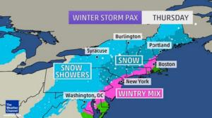 Winter Storm Pax Morning Update: All Broadway Shows On for Tonight