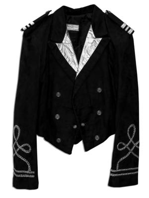 Michael Jackson's 'Bad' Prototype Jacket Sells for $18,750