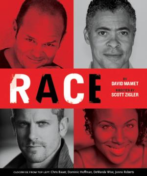 Get $29 Tickets to RACE by David Mamet at the Douglas