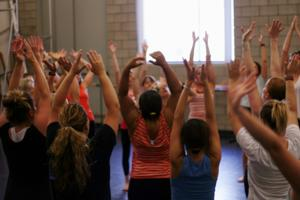 Kick Off the New Year with a Full Day of Dance from Repertory Dance Theatre Today