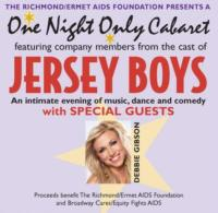 The Richmond/Ermet AIDS Foundation Presents a Special One Night Only Benefit Cabaret Featuring Debbie Gibson