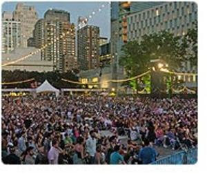 globalFEST Comes to Lincoln Center Out of Doors, 7/27