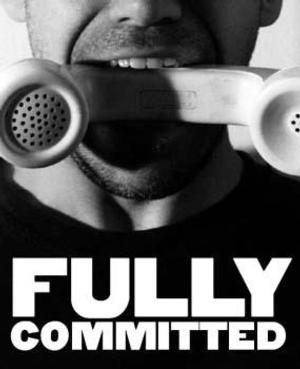 Special Black Box Performance of FULLY COMMITTED Opens August 1 at Town Players