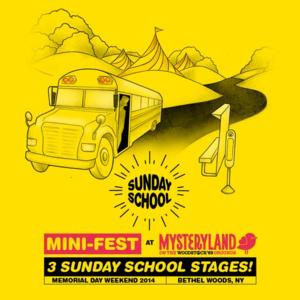 Made Event Hosts Sunday School Mini-Fest Area at Mysteryland USA This Weekend