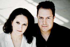 The Hugo Concert Series Presents Piano Duo, Genova & Dimitrov, 3/2