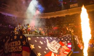 NITRO CIRCUS LIVE Wraps First North American Tour