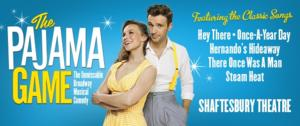 Peter Polycarpou, Gary Wilmot and Colin Stinton Join West End Transfer of THE PAJAMA GAME