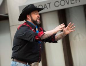 Gourmet Cowboy Lenny McNab Crowned Next Food  Network Star!