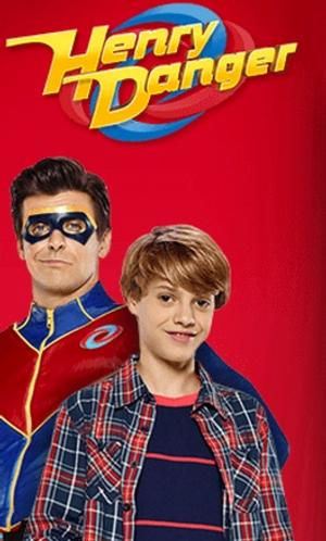 Nickelodeon to Premiere Live Action Comedy HENRY DANGER, 9/13