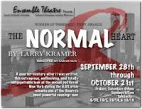 BWW Reviews: THE NORMAL HEART at Ensemble - Emotionally Moving, Expertly Performed