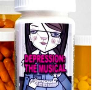 DEPRESSION: THE MUSICAL to Play FringeNYC, 8/10-24