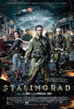 Columbia Pictures  to Release STALINGRAD in IMAX 3D on 2/28