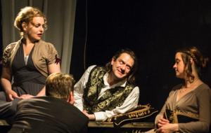 BWW Reviews: Taffety Punk's BLOODY POETRY