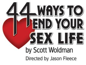 World Premiere of 44 WAYS TO END YOUR SEX LIFE Opens Tonight at Redtwist Theatre