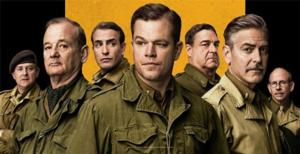 Jimmy Kimmel Live Welcomes Cast of MONUMENTS MEN Tonight