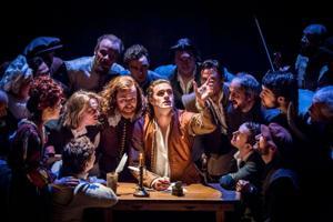 BWW Reviews: SHAKESPEARE IN LOVE, Noel Coward Theatre, July 2014