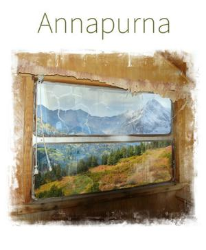Sharr White's ANNAPURNA Opens Today