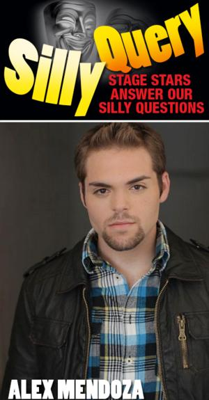 BWW Interviews: So. Cal's Alex Mendoza Answers Our Silly Query While On Tour with MAMMA MIA!
