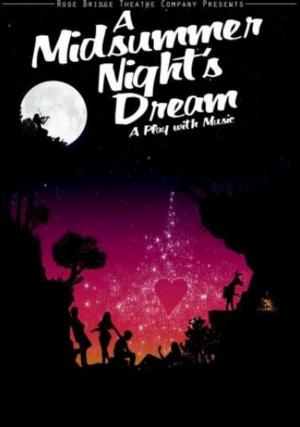 A MIDSUMMER NIGHT'S DREAM Opens Aug 20 at Courtyard Theatre