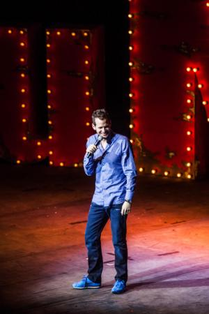 Comic Nik Rabinowitz to STAND UP for One Night Only at the Lyric Theatre in Gold Reef City Tonight