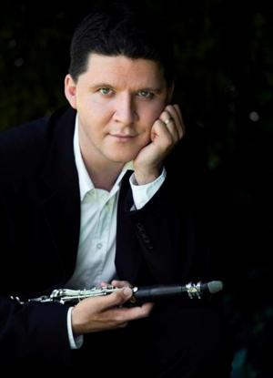 Clarinetist Alexander Fiterstein to Give World Premiere of Ronn Yedidia's SPARX 2 at Bargemusic, 7/5