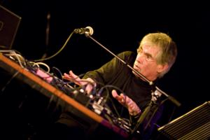 Roulette Presents Jaap Blonk in a Solo Concert for Voice and Electronics, 10/15