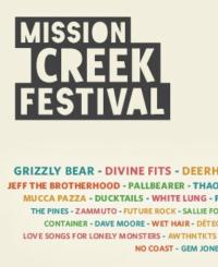 Mission Creek Festival Announces Additional Artists