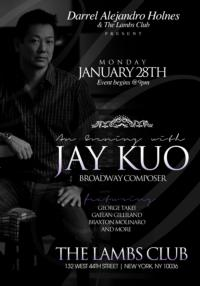 George Takei, Lea Salonga and More Set for AN EVENING WITH JAY KUO, 1/28
