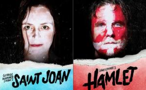 Bedlam's HAMLET, SAINT JOAN Offering $20 Snow Storm Ticket Specials Tonight & Tomorrow
