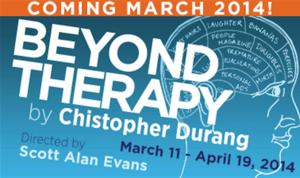 Cast Announced for TACT's Revival of Christopher Durang's BEYOND THERAPY