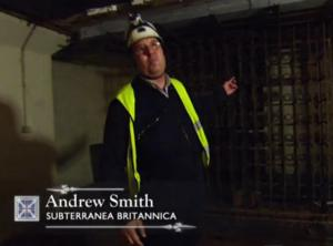 Secret World beneath London airs on PBS June 22