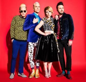Neon Trees Announce North American Headline Tour