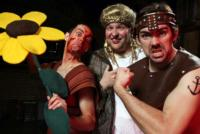 New American Shakespeare Tavern Presents COMPLETE WORKS OF WILLIAM SHAKESPEARE (ABRIDGED), 8/3
