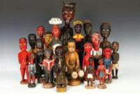 Primitive Announces Online Art Exhibition:  SPIRIT SPOUSES - Statues of Other World Mates from the Baule People in West Africa