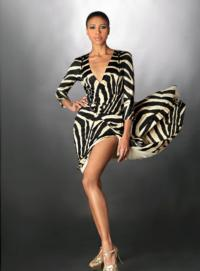 June Model Launcher Winner Brandi Nicole Walks the Runway on Season 10 of Project Runway