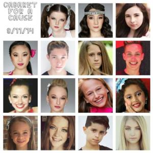 CABARET FOR A CAUSE to Feature Emma Howard, Emerson Steele, Sam Poon, and More, 8/11