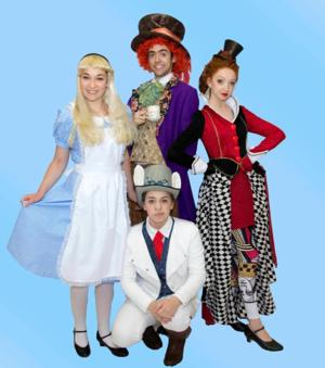Upper Darby Summer Stage Closes Season with Disney's ALICE IN WONDERLAND, JR., Beg. Today