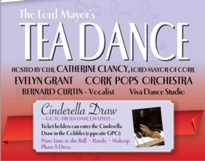 Lord Mayor's Tea Dance, Featuring Evelyn Grant and the Corks Pop Orchestra, to Take Place January 26