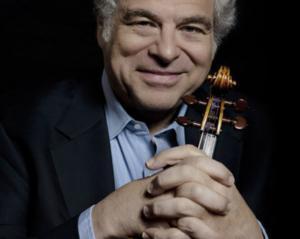 Lyric Opera of Chicago Presents Legendary Violinist Itzhak Perlman, 4/4