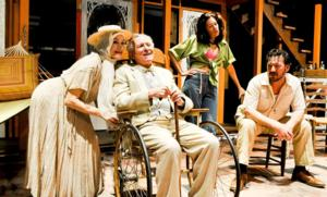 BWW Reviews: THE NIGHT OF THE IGUANA Opens at the Metropolitan Ensemble Theatre in Kansas City