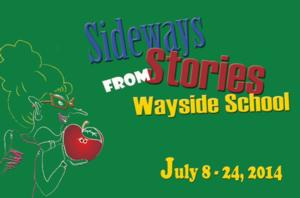 Aurora Fox Presents SIDEWAYS STORIES FROM WAYSIDE SCHOOL