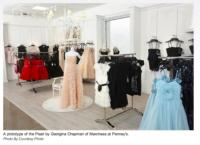 J.C. Penney to Launch Georgina Chapman Pearl Line