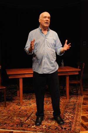BWW Reviews: THE PROSTATE DIALOGUES Opens 'Locally Grown' Community Supported Art Festival at Theater J