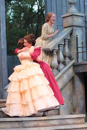 BWW Reviews: Shakespeare's War of Love and Wit Enchant Audiences at APT