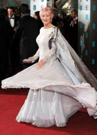 Photo Coverage: BAFTA Red Carpet - Chastain, Mirren, Parker And More!