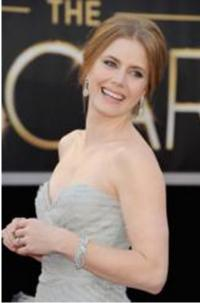 Amy Adams Sparkled in Mouawad Diamonds At the Oscars